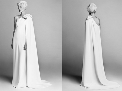 Viktor&Rolf Bow Cape