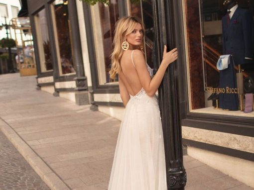 Berta Bridal Cindy