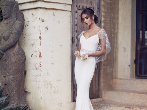 Anna Campbell Bridal Wedding Dresses For The Boho Bride,Wedding Guest Maxi Dress With Sleeves